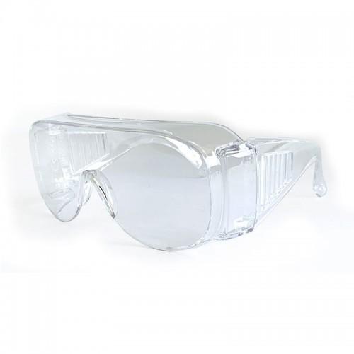 Occhiale Protettivo in Policarbonato Trasparente DPI - CE - IVA 5%